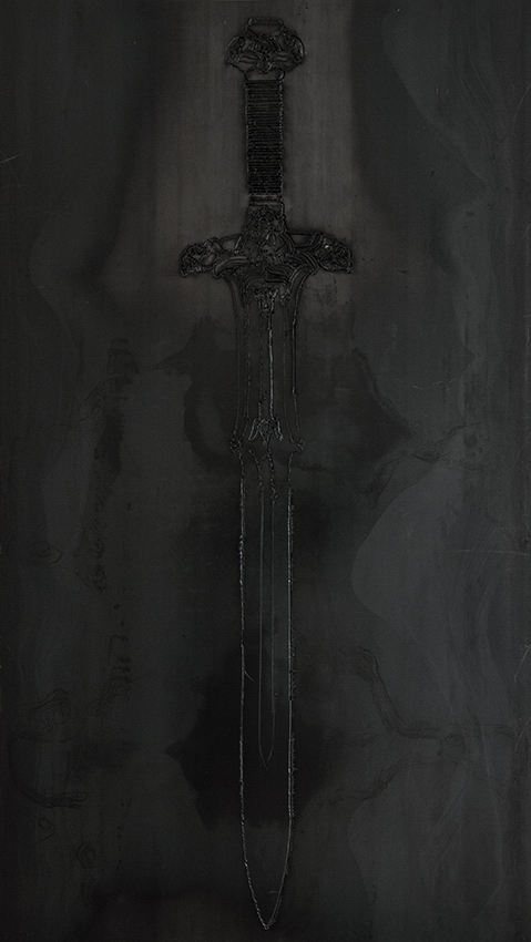 Xavier Mary - Atlantean Sword, 2017
